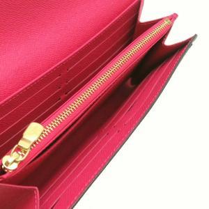 ルイヴィトン 長財布 モノグラム ポルトフォイユ・サラ 箱付き M61359 中古(程度極良【美品】)|lafesta-k|07