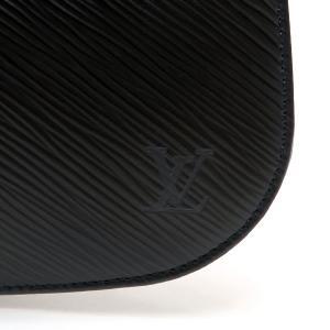 ルイヴィトン ショルダーバッグ エピ ポシェット・ドゥミリュンヌ ノワール ブラック M52622 中古(程度極良【美品】)|lafesta-k|04