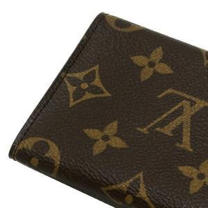 ルイヴィトン カードケース モノグラム アンヴェロップ・カルト ドゥ ヴィジット 箱付き M62920 中古(程度極良【美品】) lafesta-k 04