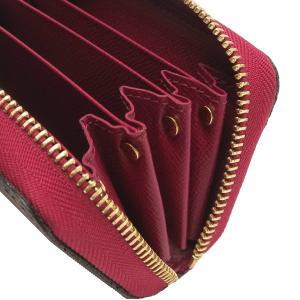 ルイヴィトン カードケース モノグラム ミュルティカルト 内側:フューシャ 保存袋付き M61299 中古(程度極良)|lafesta-k|07