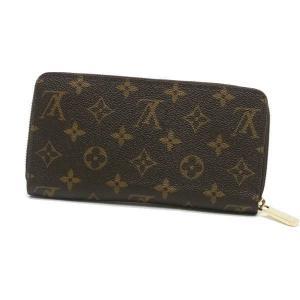 ルイヴィトン 長財布 モノグラム ジッピー・ウォレット 保存袋付き M42616 中古(程度極良)|lafesta-k|02