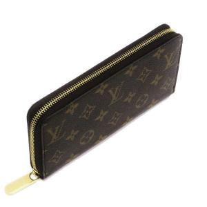 ルイヴィトン 長財布 モノグラム ジッピー・ウォレット 保存袋付き M42616 中古(程度極良)|lafesta-k|03