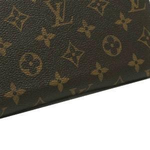 ルイヴィトン 長財布 モノグラム ジッピー・ウォレット 保存袋付き M42616 中古(程度極良)|lafesta-k|04