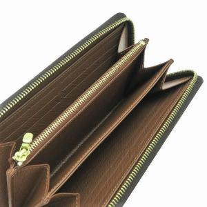 ルイヴィトン 長財布 モノグラム ジッピー・ウォレット 保存袋付き M42616 中古(程度極良)|lafesta-k|06