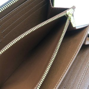 ルイヴィトン 長財布 モノグラム ジッピー・ウォレット 保存袋付き M42616 中古(程度極良)|lafesta-k|08
