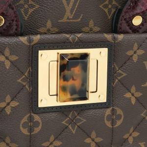 ルイヴィトン 2Wayバッグ モノグラム・エトワール エキゾチックトートMM パイソン オーストリッチ 保存袋付き N90311 中古(程度極良【美品】)|lafesta-k|05