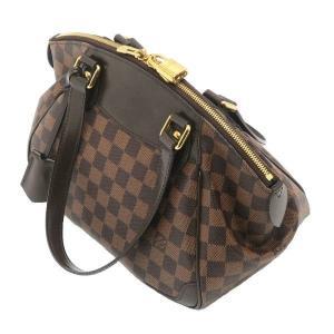 ルイヴィトン ショルダーバッグ ダミエ ヴェローナPM 保存袋付き N41117 中古(程度極良【美品】)|lafesta-k|04
