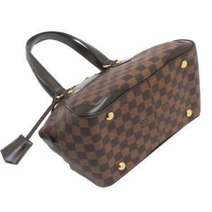 ルイヴィトン ショルダーバッグ ダミエ ヴェローナPM 保存袋付き N41117 中古(程度極良【美品】)|lafesta-k|05