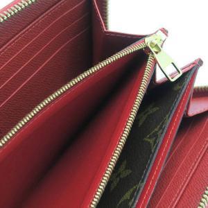 ルイヴィトン 長財布 モノグラム ジッピー・ウォレット レティーロ スリーズ 箱付き M61854 中古(程度極良)|lafesta-k|09