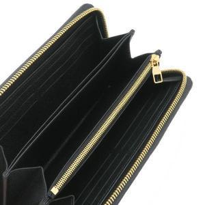 ルイヴィトン 長財布 モノグラム・アンプラント ジッピー・ウォレット ノワール 黒 箱付き M61864 新品(展示品)|lafesta-k|07