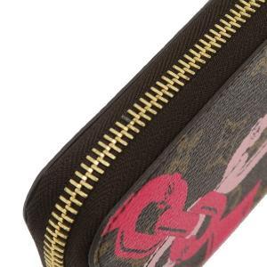 ルイヴィトン 長財布 モノグラム・ベイ ジッピー・ウォレット フューシャ 箱付き M41905 未使用品 lafesta-k 06