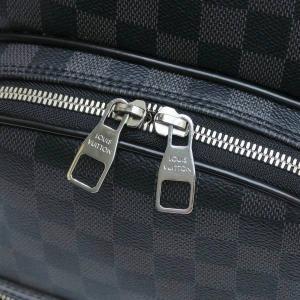 ルイヴィトン リュック ダミエ・グラフィット ミカエル 保存袋付き N58024 中古(程度極良【美品】)|lafesta-k|06