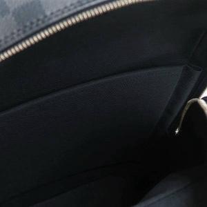 ルイヴィトン リュック ダミエ・グラフィット ミカエル 保存袋付き N58024 中古(程度極良【美品】)|lafesta-k|10