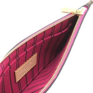 ルイヴィトン トートバッグ モノグラム ネヴァーフルPM ピヴォワンヌ ピンク系 保存袋 M41245 中古(新品同様)|lafesta-k|09