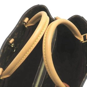 ルイヴィトン 2Wayバッグ モノグラム モンテーニュMM ストラップ パドロック 保存袋 M41056 中古(程度極良)|lafesta-k|05