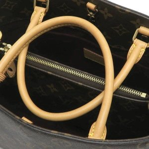 ルイヴィトン 2Wayバッグ モノグラム モンテーニュMM ストラップ パドロック 保存袋 M41056 中古(程度極良)|lafesta-k|06