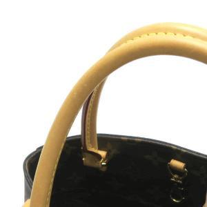 ルイヴィトン 2Wayバッグ モノグラム モンテーニュMM ストラップ パドロック 保存袋 M41056 中古(程度極良)|lafesta-k|07