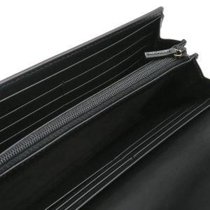 グッチ 2つ折り長財布 レザー ブラック 黒 箱付き 410100 新品|lafesta-k|05