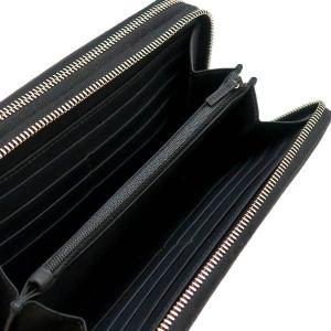 グッチ トラベルケース 長財布 ハンドバッグ レザー ブラック 336298 中古(新品同様)|lafesta-k|10