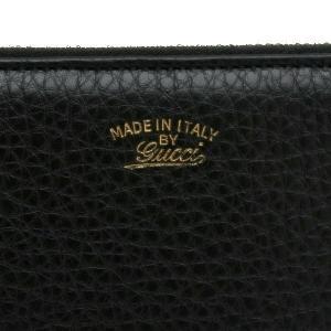グッチ 長財布 レザー ブラック バンブータッセル 箱付き 232977 中古(程度極良)|lafesta-k|04
