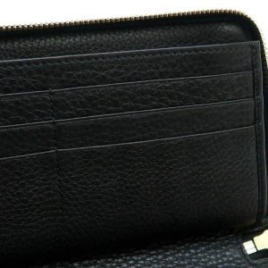 グッチ 長財布 レザー ブラック バンブータッセル 箱付き 232977 中古(程度極良)|lafesta-k|10