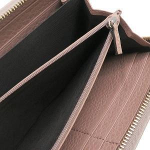 グッチ 長財布 ジップアラウンドウォレット レザー ローズベージュ バンブータッセル 箱付き 307984 中古|lafesta-k|11