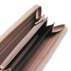 グッチ 長財布 ジップアラウンドウォレット レザー ローズベージュ バンブータッセル 箱付き 307984 中古|lafesta-k|10