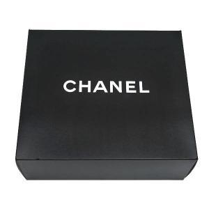 シャネル ハンドバッグ ワイルドステッチ ラムスキン マトラッセ ブラック 箱付き 中古(程度良)|lafesta-k|12