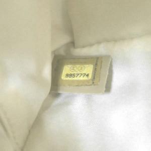 シャネル ニュートラベルライン ミニボストンバッグ ベージュ A15828 中古 lafesta-k 12