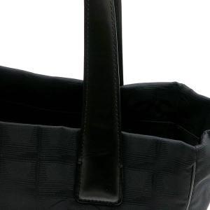 シャネル ニュートラベルライン トートバッグPM ブラック A20457 中古(程度極良)|lafesta-k|06