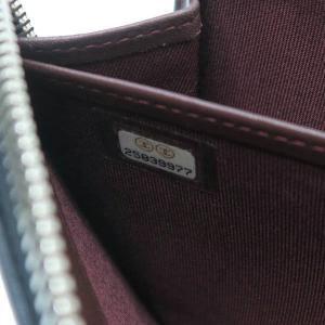 シャネル 長財布 ジップ ウォレット ラムスキン マトラッセ ブラック シルバーココ 箱付き A50097 中古(新品同様)|lafesta-k|10