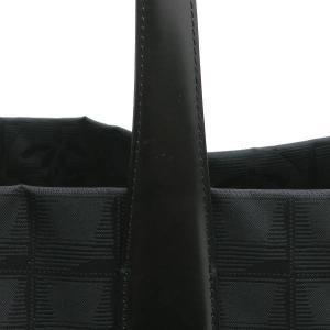 シャネル ニュートラベルライン トートバッグMM ブラック 黒 保存袋付き A15991 中古(程度極良)|lafesta-k|05