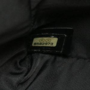 シャネル ニュートラベルライン トートバッグMM ブラック 黒 保存袋付き A15991 中古(程度極良)|lafesta-k|08