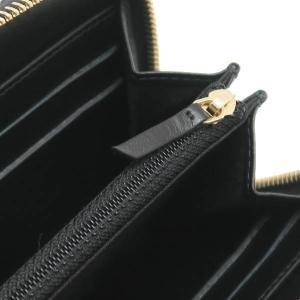 シャネル 長財布 ロング ジップ ウォレット ドーヴィル ナイロンキャンバス×レザー 箱付き A81977 新品(展示品)|lafesta-k|08