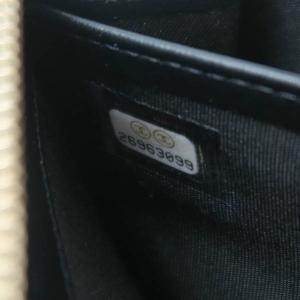 シャネル 長財布 ロング ジップ ウォレット ドーヴィル ナイロンキャンバス×レザー 箱付き A81977 新品(展示品)|lafesta-k|09