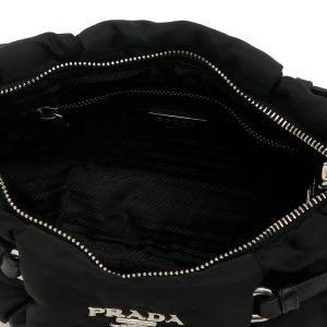 プラダ ショルダーバッグ ナイロン ブラック BR3815 中古(新品同様)|lafesta-k|09