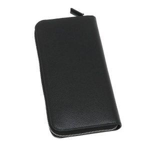 プラダ 長財布 グレインレザー ブラック シルバー三角プレート Gカード 箱 紙袋付き 2ML317 新品|lafesta-k|02