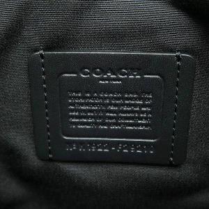 コーチ ショルダーバッグ ジップ ファイル クロスボディ グレー×ブラック F29210 新品 lafesta-k 08