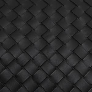 ボッテガ・ヴェネタ ショルダーバッグ イントレチャート メッセンジャーバッグ レザー ブラック 保存袋付き 276356 新品(展示品)|lafesta-k|06