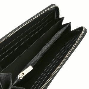 サルヴァトーレ フェラガモ 長財布 ガンチーニ レザー ブラック 22B300 新品|lafesta-k|06