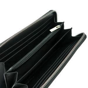 サルヴァトーレ フェラガモ 長財布 ガンチーニ レザー ブラック 22B300 新品|lafesta-k|07