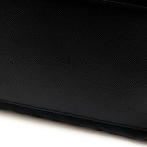 プラダ 2Wayバッグ TESSUTO+SAFFIAN ナイロン×レザー ブラック 保存袋付き BN2300 中古(程度極良)|lafesta-k|08
