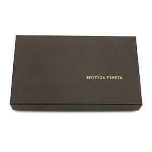 ボッテガ・ヴェネタ 長財布 イントレチャート コンチネンタルウォレット カーフ ブラック 156819 中古(程度極良)|lafesta-k|10