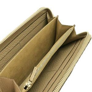 フェンディ 長財布 ジップアラウンドウォレット セレリア カーフレザー ベージュ系 箱 紙袋付き 8M0374 新品(展示品)|lafesta-k|06