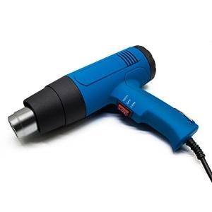 Sale  MTKヒートガ(HT1800】4種類ノズル18002段風量切替機能付ホットガ11050H...