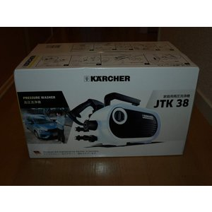 ケルヒャー 家庭用高圧洗浄機 JTK38|lafeuille-store