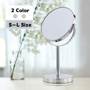 Sale  (セーディコ) Cerdeco シンプルデザイン 真実の両面鏡DX 5倍拡大鏡 360度...