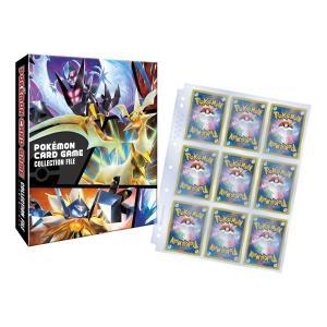 送料無料 ポケモンカードゲーム コレクションファイル アローラオールスターズ