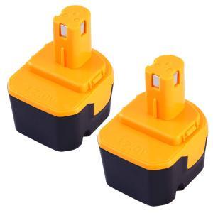 Boetpcr RYOBIリョービ B-1203M B-1203F2 電池パック対応 12V 3.0Ah互換バッテリー B-1203C B-1203M1 B-1203F3 BPL-1220 B-1220F2代替電池 DIY工具・作業用電池|lafeuille-store