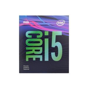 SaleINTEL インテル Core i5 9400F 6コア / 9MBキャッシュ / LGA1151 CPU BX80684I59400F 【BOX】【日本正規流通品】の画像